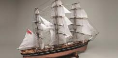 ケース・帆船パーツ